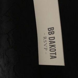 BB Dakota Dresses - NWT BB DAKOTA Lace Maxi Dress [Halter] [Black] [0]